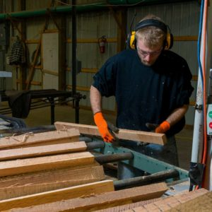 cutting-staves